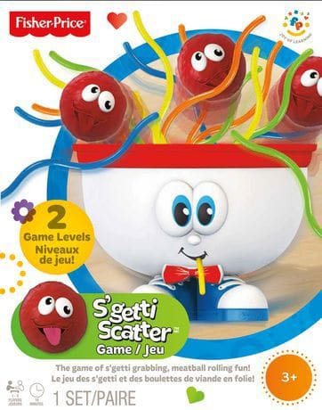 S'getti Scatter Game