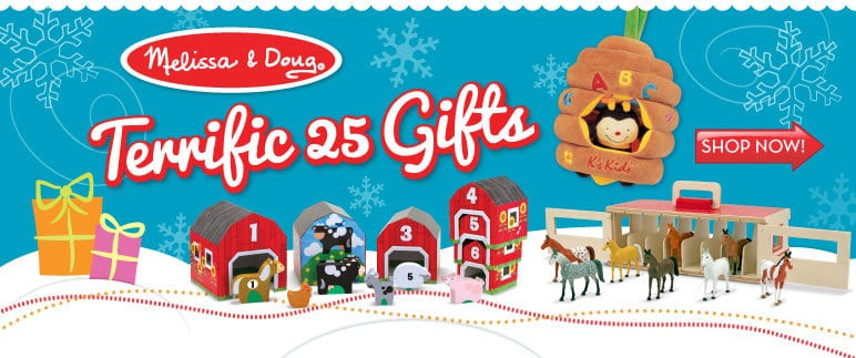 Terrific 25 Gifts