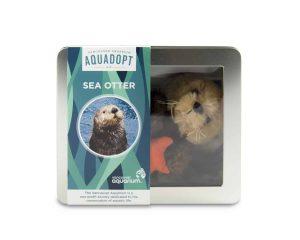 Vancouver Aquarium Otter Aquadopt Box