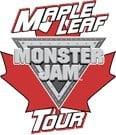 Maple Leaf Monster Jam Tour 2015