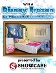 Showcase – Disney Frozen Bedroom Makeover