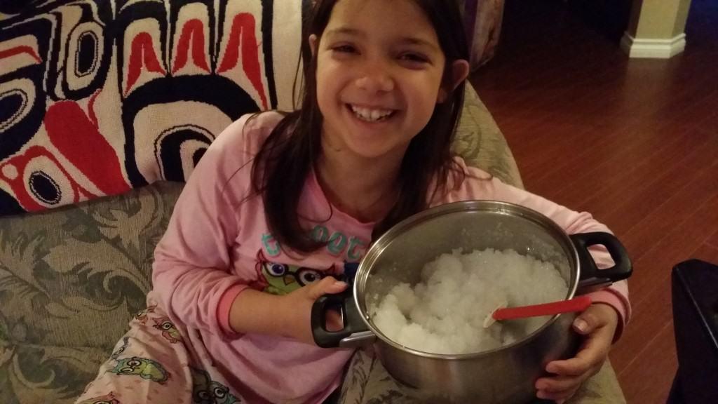 Making Snow