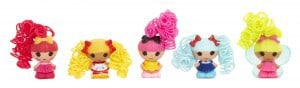 Lalaloopsy Tinies with Hair