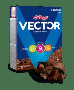Vector Energy Bars