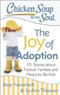 The Joy of Adoption   Chicken Soup for the Soul