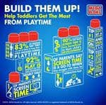 MEGA BLOKS Builds Kids Up With  A New Line of Construction Toys and Toolkit