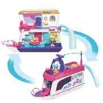 VTech – Flipsies – Sandy's House & Ocean Cruiser