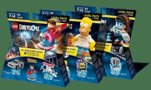 Level Packs