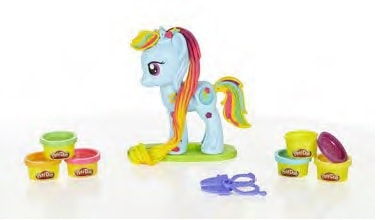 Play Doh My Little Pony Rainbow Dash
