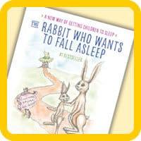 rabbitfallsasleep