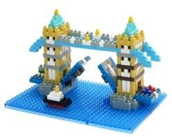 Nanoblock Bridge