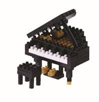 Nanoblock Piano