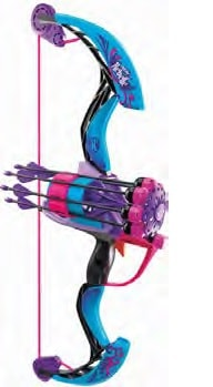 Nerf Rebelle arrow revolution bow