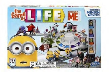 The Game of Life Minion Edition