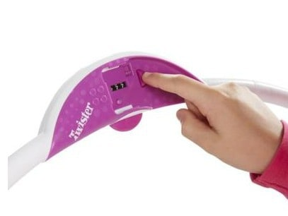 Twister Moves Hoop counter
