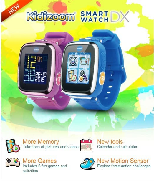 VTech Smartwatch Canada   Smartest Watch for Kids