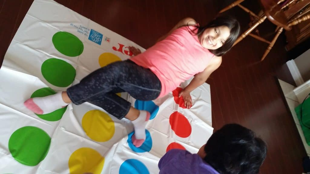Twister original mat
