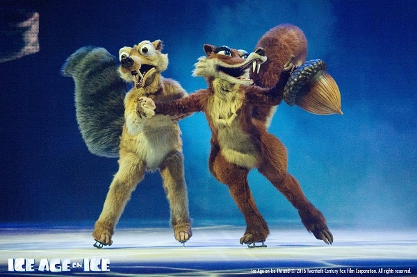Photo Credit:  Ice Age on Ice