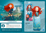 Disney Princess – Merida