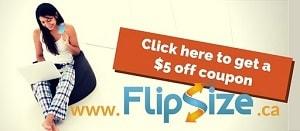 FlipSize Canada