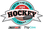 Get in the Game Hockey Grant 2016