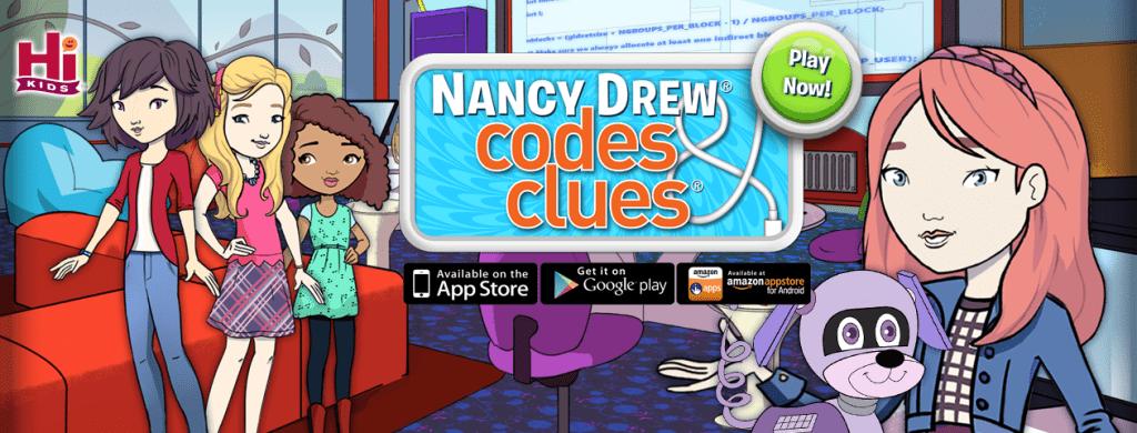 Nancy Drew: Codes & Clues