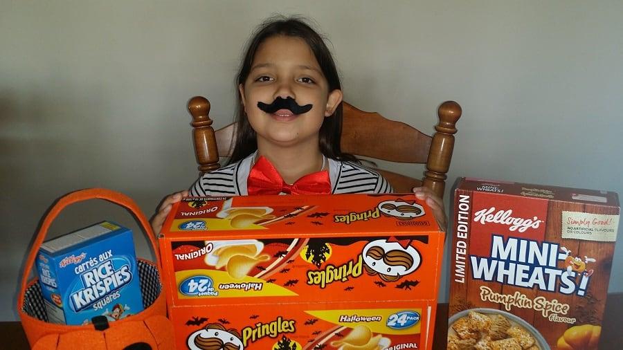 A Kellogg's Halloween