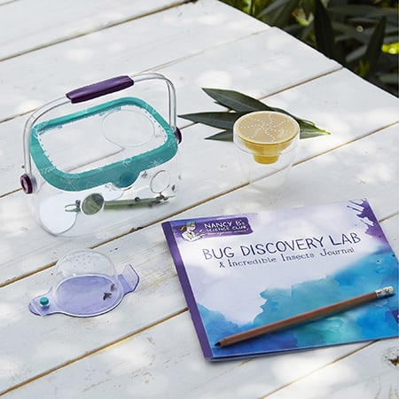 Nancy B's Science Club® Bug Discovery Lab & Incredible Insects Journal