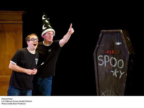 POTTED POTTER – The Unauthorized Harry Experience –