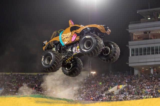 Monster Jam Vancouver 2017