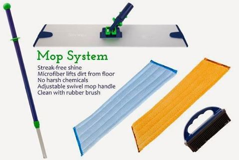 Norwex – Superior Mop Collection