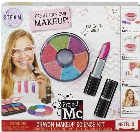 project mc2 make your own makeup. Black Bedroom Furniture Sets. Home Design Ideas