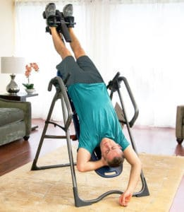 5 Tips to picking out the best inversion table for your needs