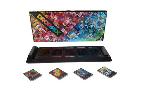 Hasbro and Harmonix Turn Up the Volume, Debut Pre-Order for the Music-Mixing Game DROPMIX