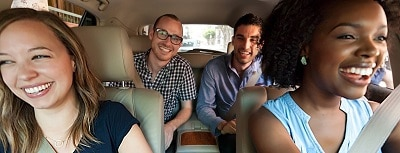 4 Ways that ride sharing can help the environment