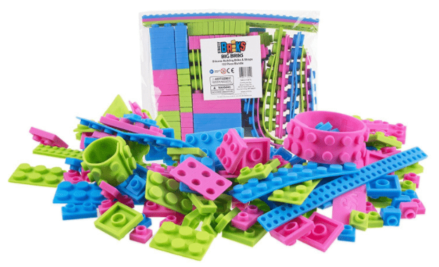 Strictly Briks – Silicone Brick and Strap Kit