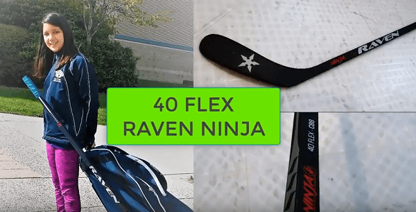 Raven Hockey Flex 40 Ninja Stick