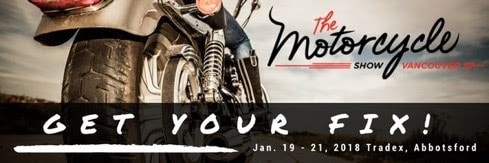 Get Your Fix – The Vancouver Motorcycle Show is Back!