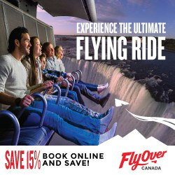 FlyOver Canada this March Break