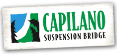 Capilano Suspension Bridge Four Day Passes Giveaway