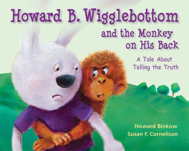 Howard B. Wigglebottom and the Monkey on His Back Review & Giveaway