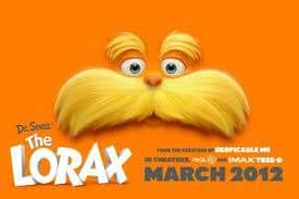 UNLESS – The Lorax & Seventh Generation Movie Premiere
