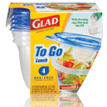 Glad To Go Containers