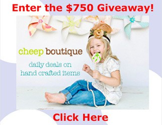 $750 Giveaway with 9 Winners!