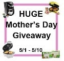 Extreme Mother's Day Giveaway