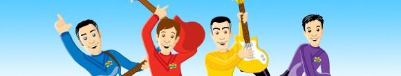 The Wiggles Are Touring the USA in 2012