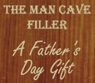 Father's Day Man Cave Filler Giveaway