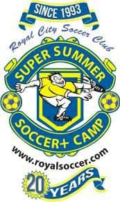 Royal City Soccer Club Summer Camp 2012 Giveaway