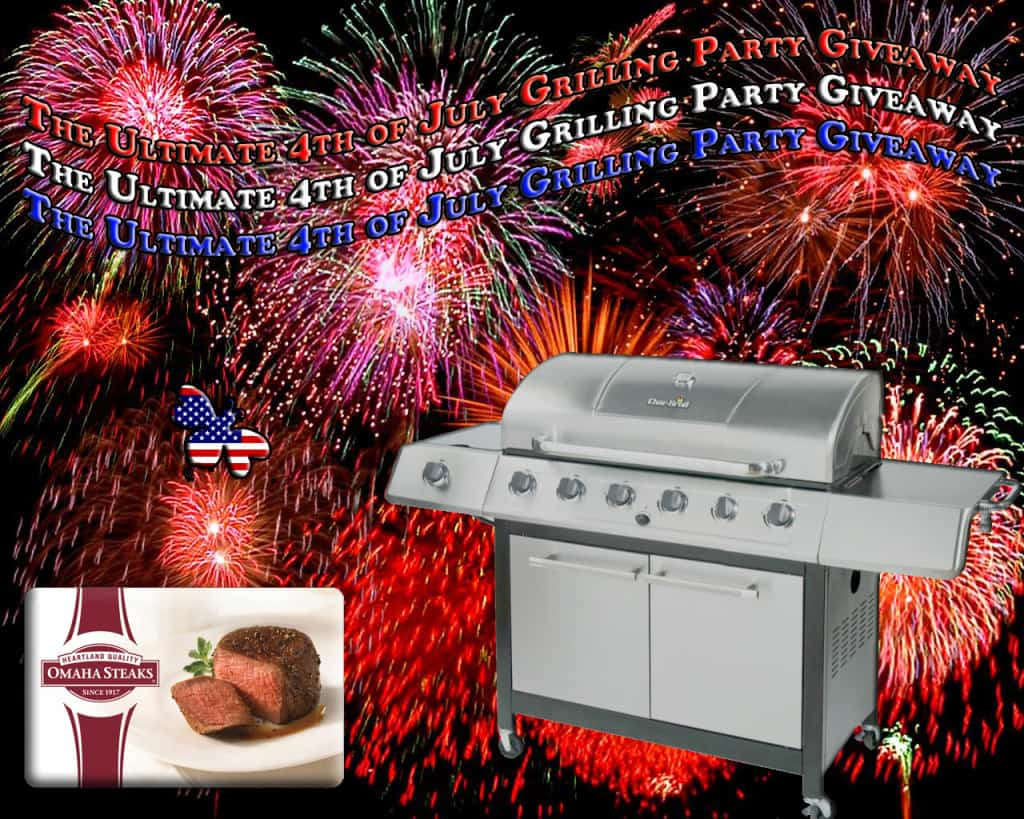Ultimate 4th Grilling Party Giveaway