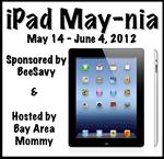 iPad May-nia Giveaway